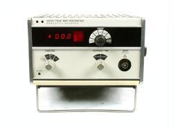 HP/AGILENT 3403C/3 VOLTMETER, TRUE RMS, 10 HZ-2 MHZ, 10 MV-1KV, REMOTE CONTROL